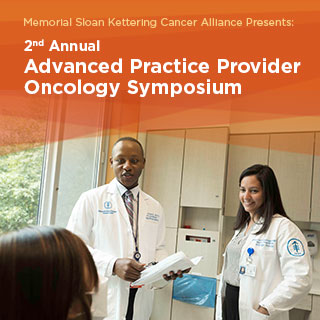 2nd Annual Advanced Practice Provider Oncology Symposium Banner