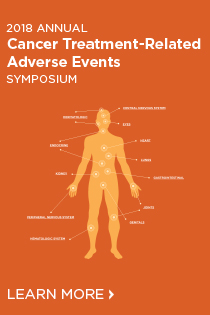 2018 Annual Cancer Treatment-Related Adverse Events Symposium Banner