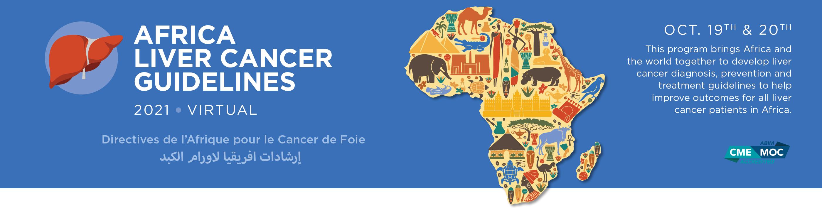 Africa Liver Cancer Guidelines Banner