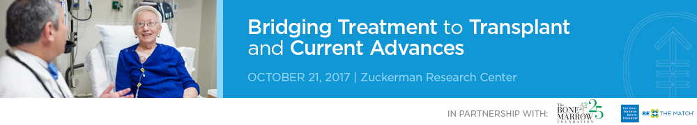 Bridging Treatment to Transplant and Current Advances Banner