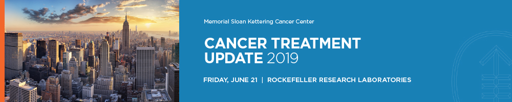 Cancer Treatment Update 2019 Banner