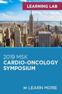 2019 MSK Cardio-Oncology Symposium - Computer Based Learning Lab Banner