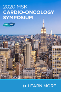2020 MSK Cardio-Oncology Symposium Banner