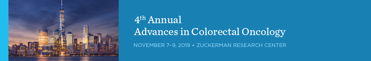 4th Annual Advances in Colorectal Oncology Banner