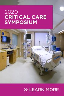 2020 Critical Care Symposium Banner