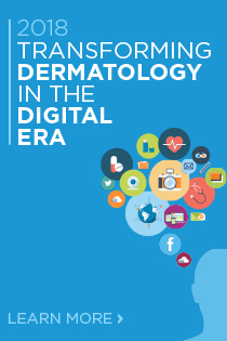 2018 Transforming Dermatology in the Digital Era Banner