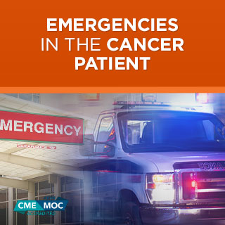 Emergencies in the Cancer Patient 2021 Banner