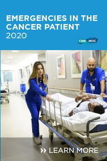 Emergencies in the Cancer Patient 2018 Banner