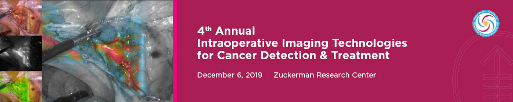 4th Annual Intraoperative Imaging Technologies for Cancer Detection and Treatment Banner