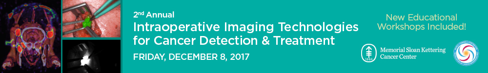 2nd Annual Intraoperative Imaging Technologies for Cancer Detection and Treatment Banner