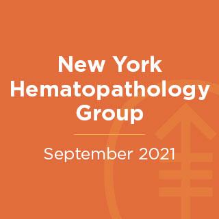 New York Hematopathology Group - September 2021 Banner