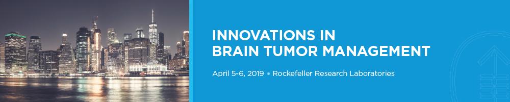 Innovations in Brain Tumor Management Banner