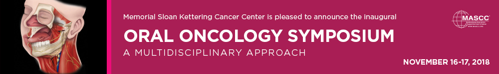Oral Oncology Symposium: A Multidisciplinary Approach Banner