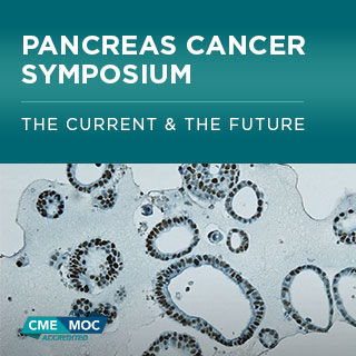 Pancreas Cancer: The Current and the Future Banner