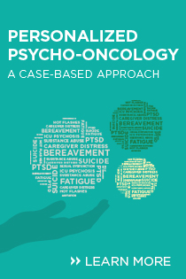 Personalized Psycho-Oncology: A Case-Based Approach Banner