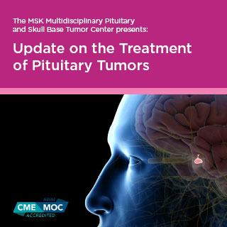 2021 Update on the Treatment of Pituitary Tumors Banner