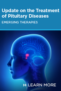Update on the Treatment of Pituitary Diseases: Emerging Therapies Banner