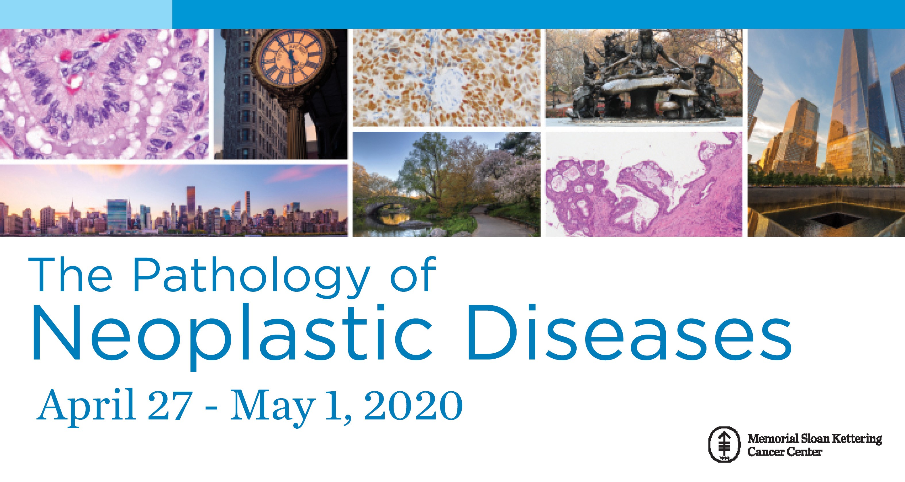 The Pathology of Neoplastic Diseases 2020 Banner