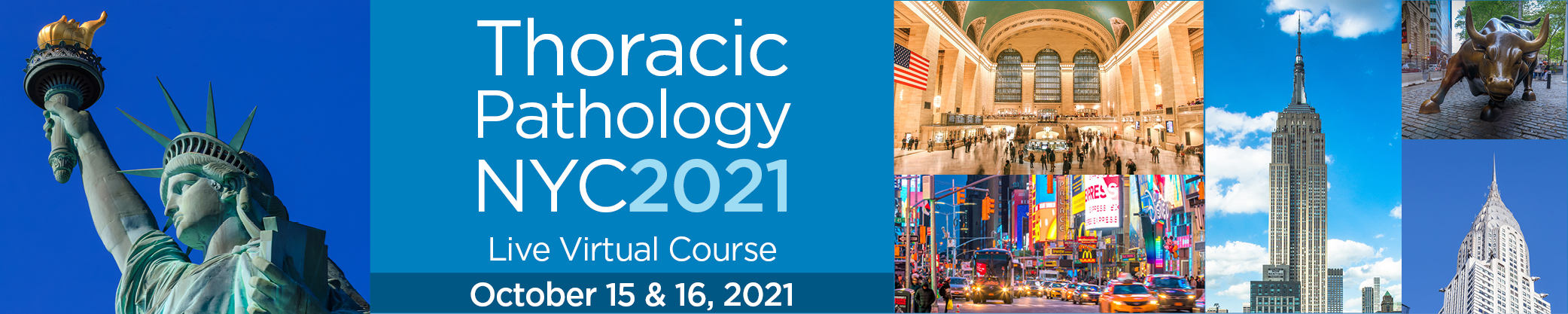 A Multidisciplinary Approach to Thoracic Pathology with Clinical, Molecular and Radiologic Correlations Banner