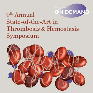 9th Annual State-of-the-Art in Thrombosis and Hemostasis Symposium - On Demand Banner