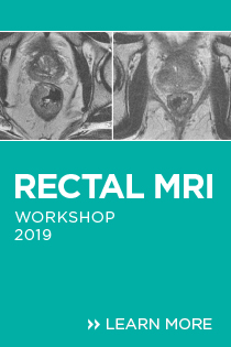 2019 Rectal MRI Workshop Banner
